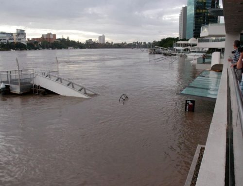 More than five years on from the flood that devastated Brisbane